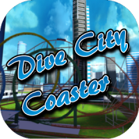 Dive city coaster